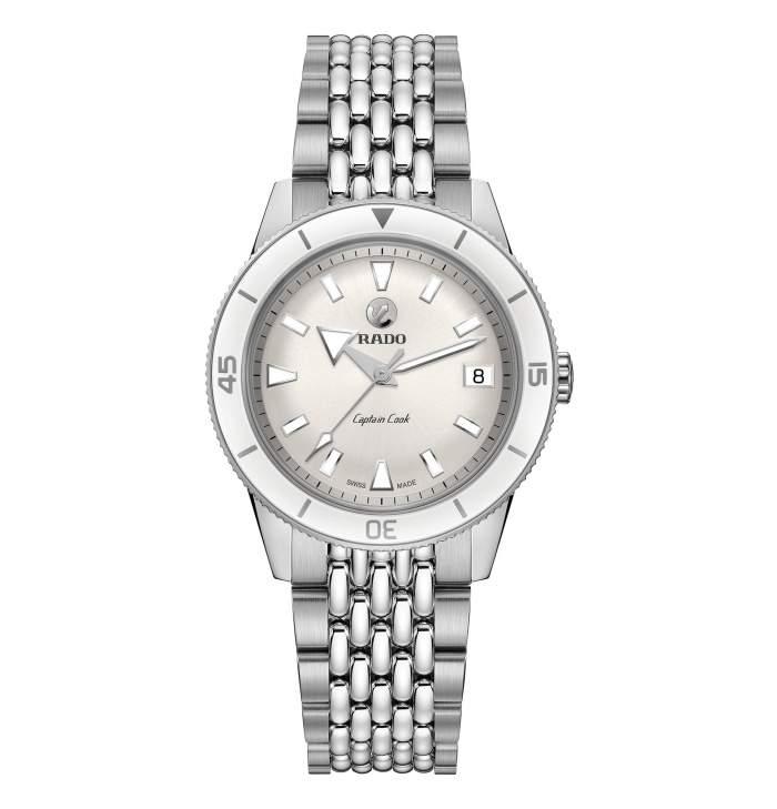 Rado Captain Cook R32500013 orologio donna automatico acciaio - Gioielleria Casavola Noci - main