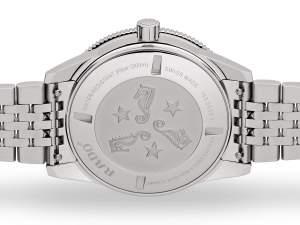 Rado Captain Cook R32505203 - orologio automatico subacqueo uomo acciaio - Gioielleria Casavola Noci - fondello avvitato
