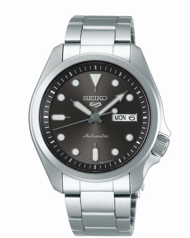 Seiko 5 Sports SRPE51K1 - orologio automatico acciaio uomo - Gioielleria Casavola Noci