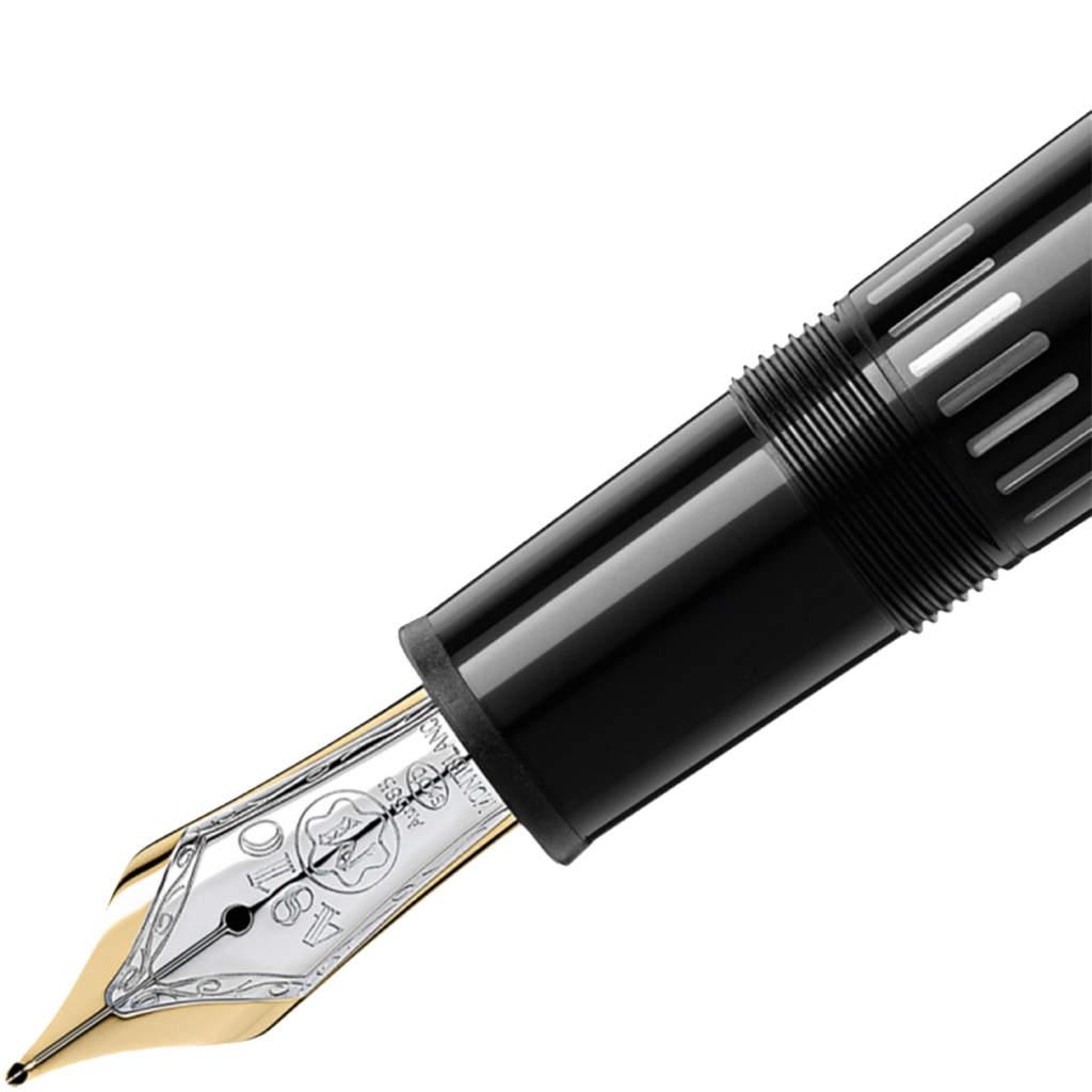 Montblanc Meisterstuck stilografica LeGrand UNICEF 116071 - Gioielleria Casavola Noci - pennino misura M - penne da collezione
