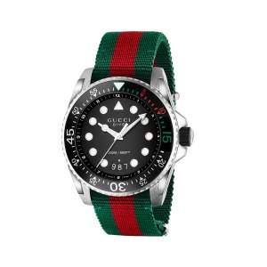 Gucci Dive Timepieces YA136209A - Gioielleria Casavola Noci - idee regalo uomo fidanzato