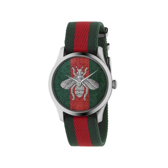 Gucci G-Timeless YA1264148 - Gioielleria Casavola Noci - orologio uomo 38 mm