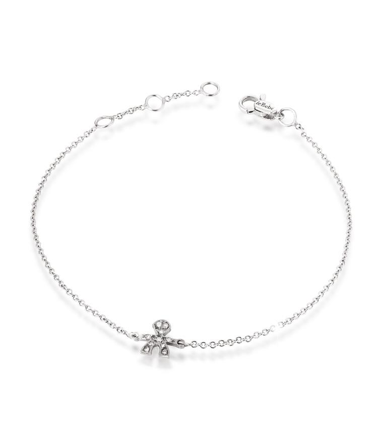 leBebe Le Briciole bracciale oro LBB339 - Gioielleria Casavola Noci - idee regalo per mamme in dolce attesa