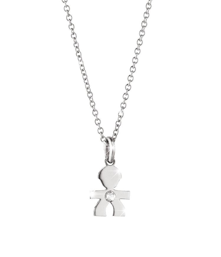 leBebe Le Briciole collana oro LBB333 - Gioielleria Casavola Noci - idee regalo mamme in dolce attesa