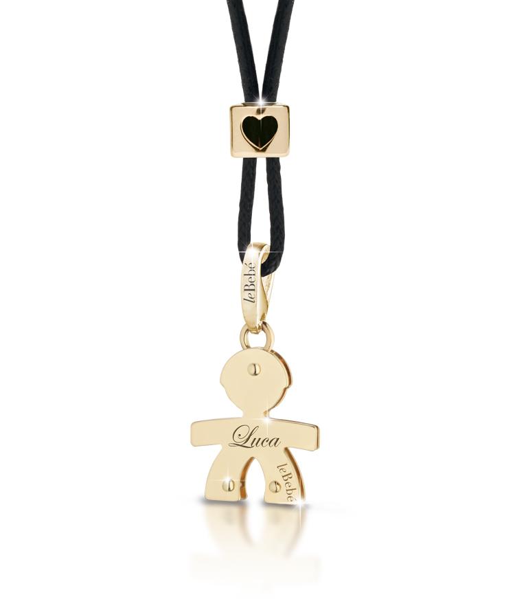 leBebe collana oro Classici LBB005 - Gioielleria Casavola Noci - idea regalo mamma in dolce attesa
