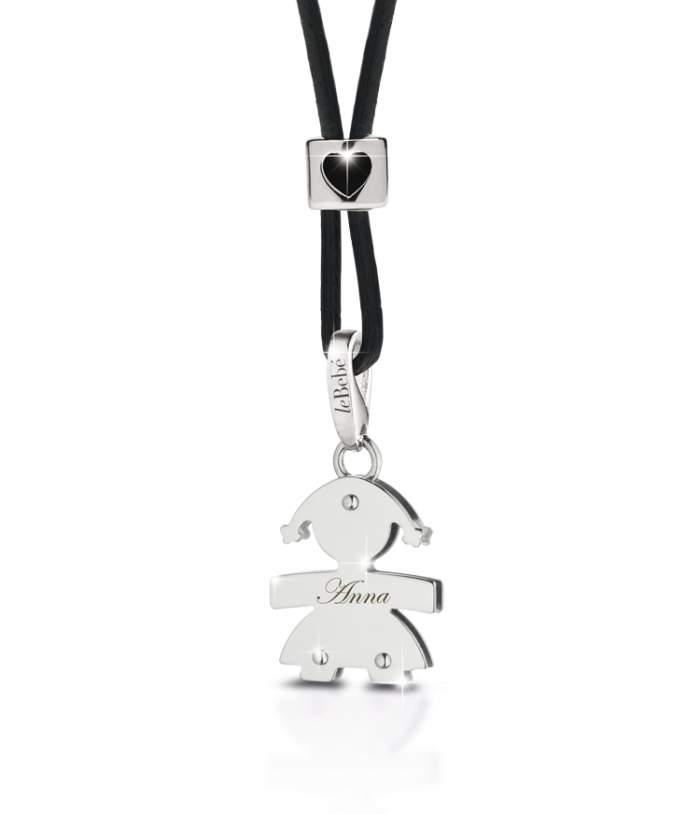 leBebe collana oro Classici LBB008 - Gioielleria Casavola Noci - idea regalo mamma in dolce attesa
