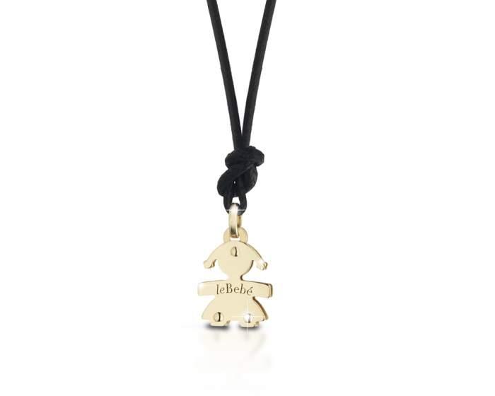 leBebe collana oro Classici LBB047 - Gioielleria Casavola Noci - idea regalo per mamma in dolce attesa