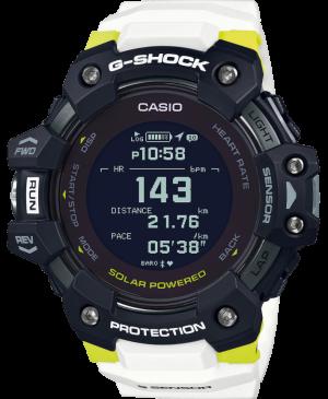Casio G-Shock G-Squad GBD-H1000-1A7ER - Gioielleria Casavola Noci - smartwatch lettore cardio - idee regalo uomo sportivo