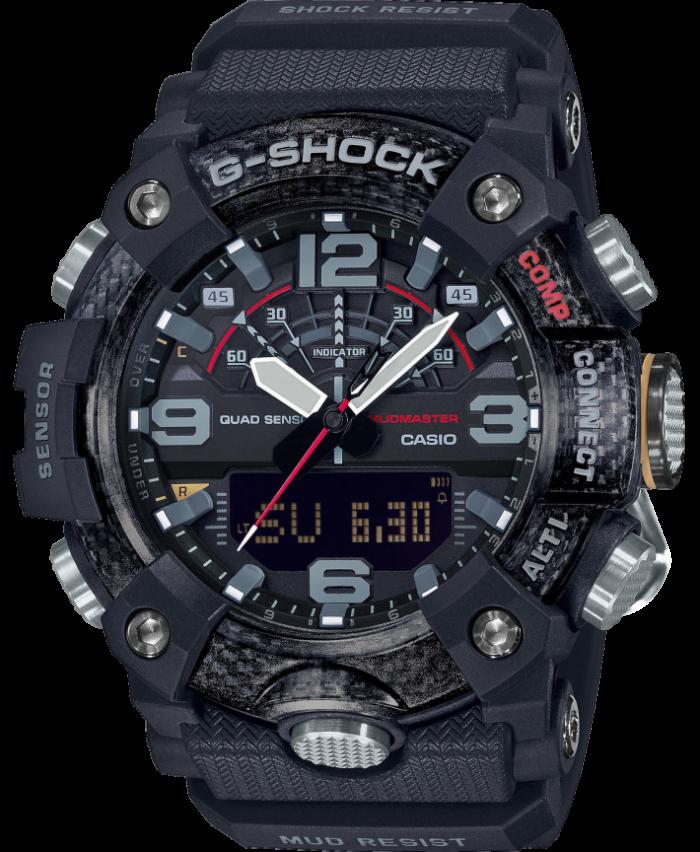 Casio G-Shock Mudmaster GG-B100-1AER - Gioielleria Casavola Noci - orologio militare professionale - idee regalo uomo