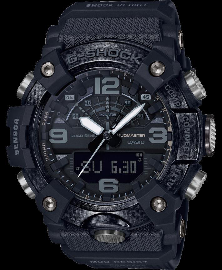 Casio G-Shock Mudmaster GG-B100-1BER - Gioielleria Casavola Noci - orologio militare professionale - idea regalo uomo