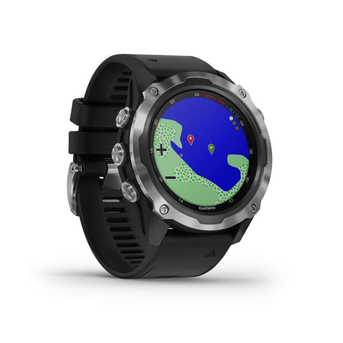 Garmin Descent MK2 - Smartwatch GPS per immersioni - Gioielleria Casavola Noci - frontale destro