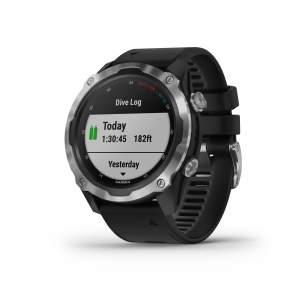 Garmin Descent MK2 - Smartwatch GPS per immersioni - Gioielleria Casavola Noci - frontale sinistro