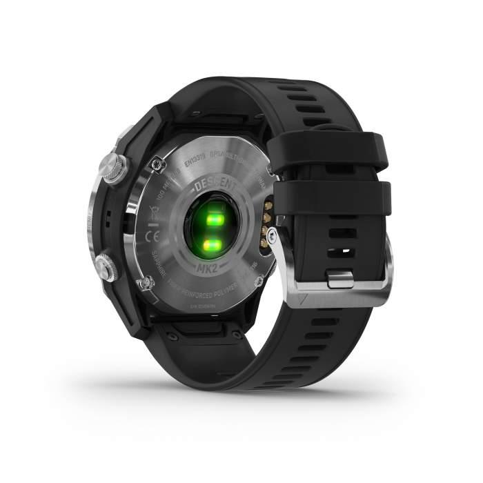 Garmin Descent MK2 - Smartwatch GPS per immersioni - Gioielleria Casavola Noci - lettore cardio saturimetro
