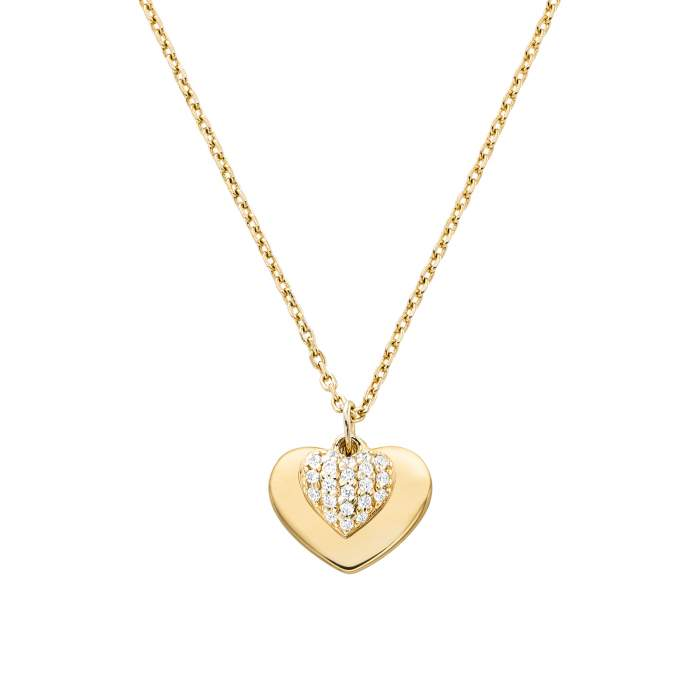 Michael Kors Jewelry collana cuore MKC1120AN710 - Gioielleria Casavola Noci - main - idee regalo donne