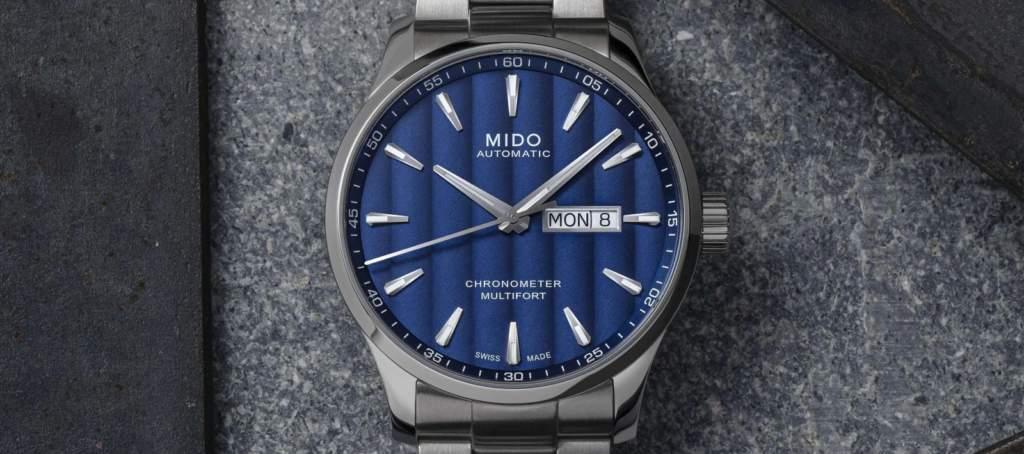 Mido Multifort Chronometer 1 M038.431.11.041.00 - Casavola Noci - immagine promo - orologio automatico COSC - idee regalo uomo
