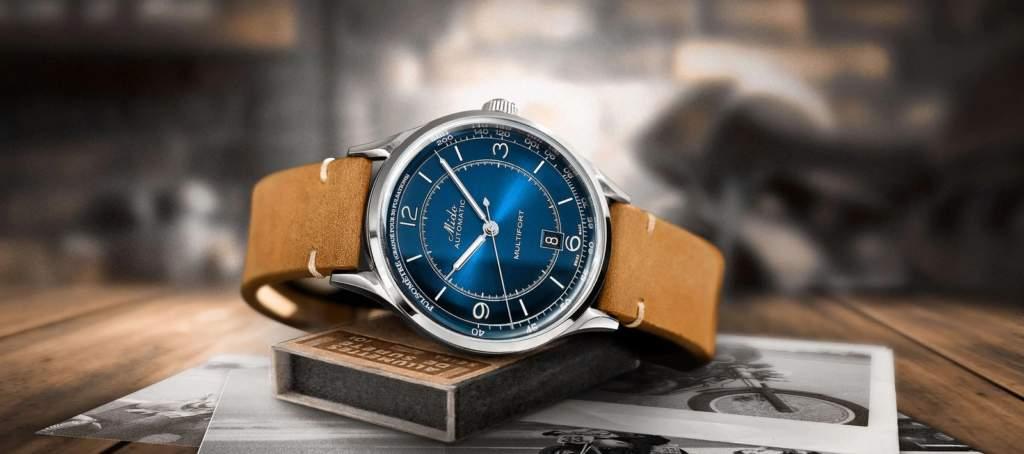 Mido Multifort Patrimony M040.407.16.040.00 - Gioielleria Casavola Noci - orologio automatico uomo elegante - immagine promozionale
