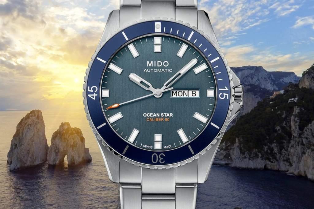 Mido Ocean Star 200 Italia M026.430.11.081.00 - Edizione Speciale - Gioielleria Casavola Noci - Promo orologio automatico uomo