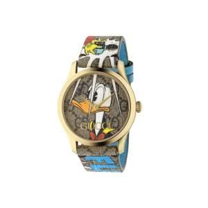 Gucci G-Timeless YA1264167 orologio Paperino - Gioielleria Casavola Noci - edizione speciale