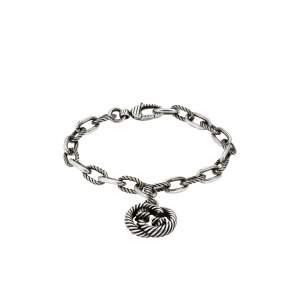 Gucci Jewelry Argento YBA607158001 - Gioielleria Casavola Noci - bracciale argento donna - idee regalo