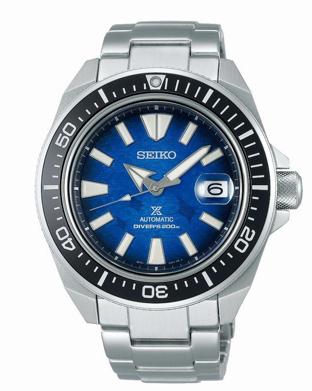 Seiko Prospex Diver SRPE33K1 - Gioielleria Casavola Noci - main - orologio automatico acciaio Save the Ocean