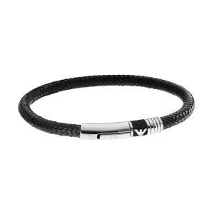 Emporio Armani bracciale EGS1624001 - Gioielleria Casavola Noci - idee regalo uomo elegante