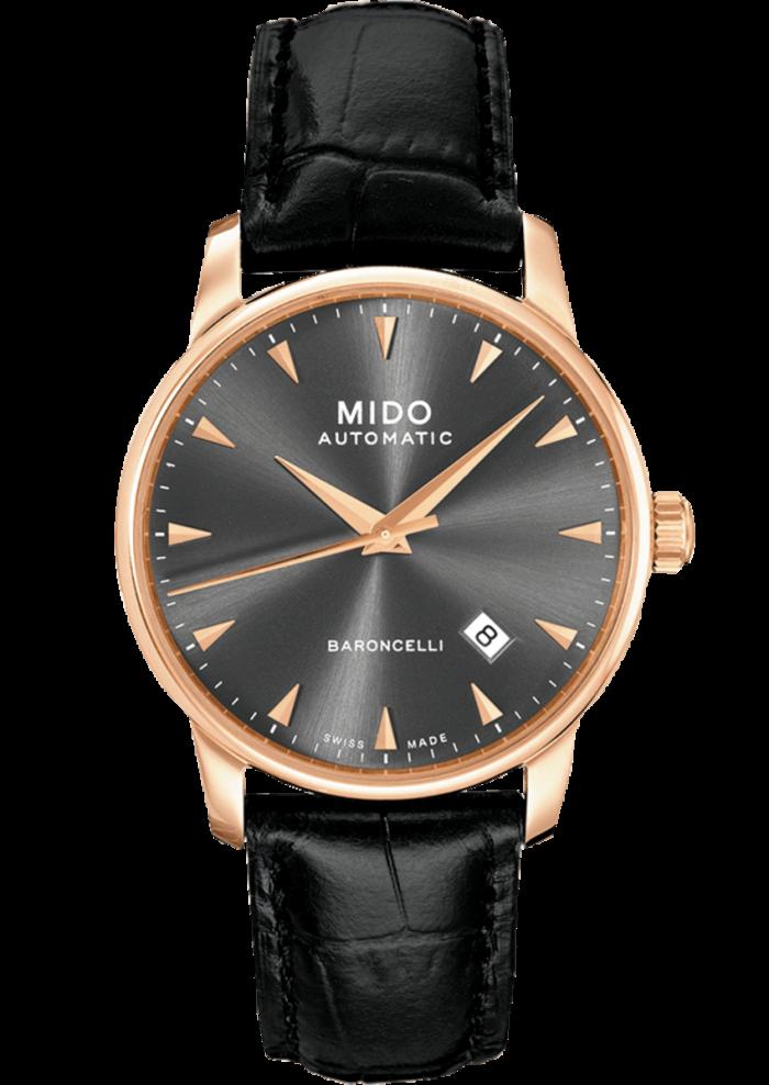 Mido Baroncelli M8600.3.13.4 - Gioielleria Casavola Noci - orologio automatico - main - idee regalo uomo