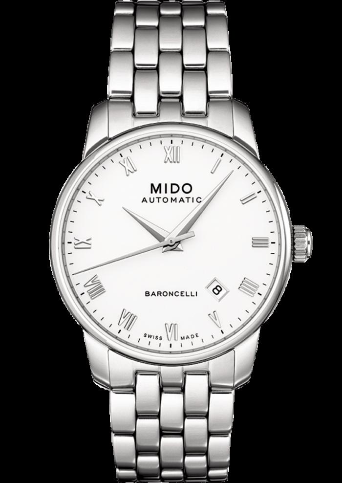 Mido Baroncelli M8600.4.26.1 - Gioielleria Casavola Noci - orologio automaatico - main - idee regalo uomo