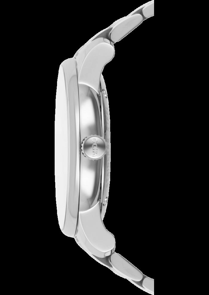 Mido Baroncelli M8600.4.26.1 - Gioielleria Casavola Noci - orologio automatico - corona - idee regalo uomo