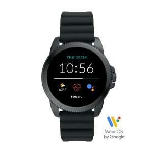 Fossil Gen 5E FTW4047 - smartwatch Wear OS Google - Gioielleria Casavola Noci - main - idee regalo uomo