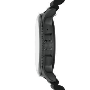 Fossil Gen 5E FTW4047 - smartwatch Wear OS Google - Gioielleria Casavola Noci - pulsante - idee regalo uomo