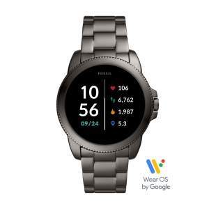 Fossil Gen 5E FTW4049 - Smartwatch Wear OS Google - Gioielleria Casavola Noci - main - idee regalo uomo
