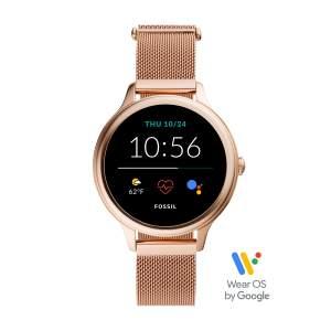 Fossil Gen 5E FTW6068 - smartwatch Wear OS Google - Gioielleria Casavola Noci - main - idee regalo donne