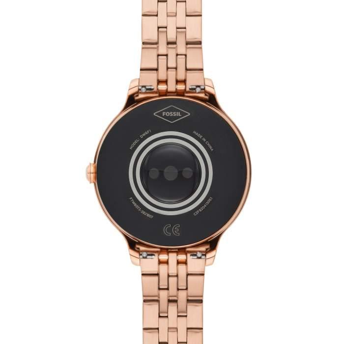 Fossil Gen 5E FTW6073 - smartwatch Wear OS Google - Gioielleria Casavola Noci - lettore cardio - idee regalo donna