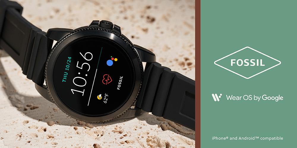 Fossil Smartwatches Gen 5E - Wear OS by Google - Gioielleria Casavola Noci - uomo - idee regalo hi tech
