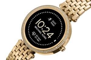 Michael Kors Access - Gioielleria Casavola Noci - smartwatch donne oro giallo - idee regalo