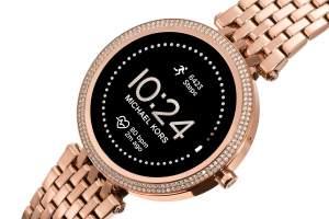 Michael Kors Access - Gioielleria Casavola Noci - smartwatch donne oro rosa - idee regalo