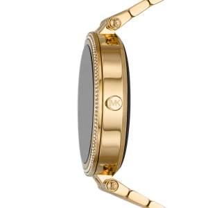 Michael Kors Access MKT5127 - Gioielleria Casavola Noci - smartwatch Wear OS Google donne - idee regalo - pulsante