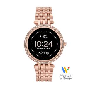 Michael Kors Access MKT5128 - smartwatch Google Wear OS da donna - Gioielleria Casavola Noci - idee regalo - main