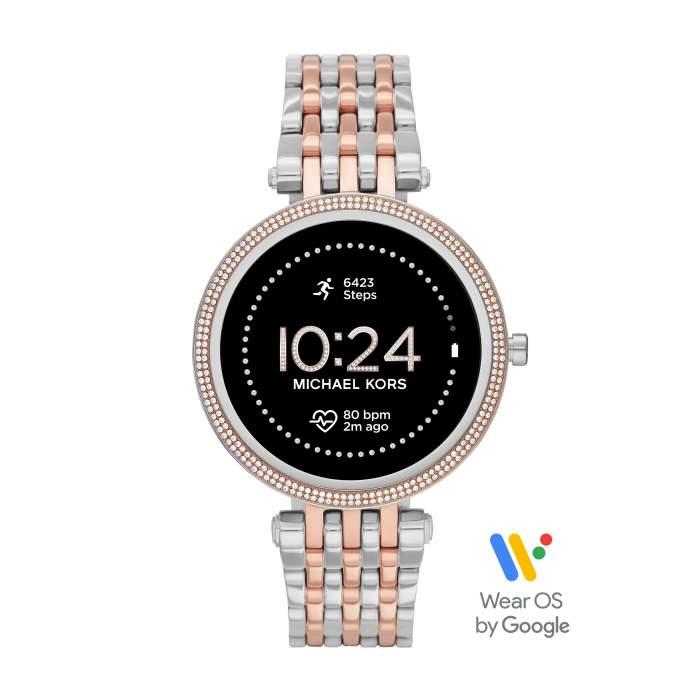 Michael Kors Access MKT5129 - Casavola - smartwatch donne Wear OS Google - Gioielleria Casavola Noci - idee regalo - main