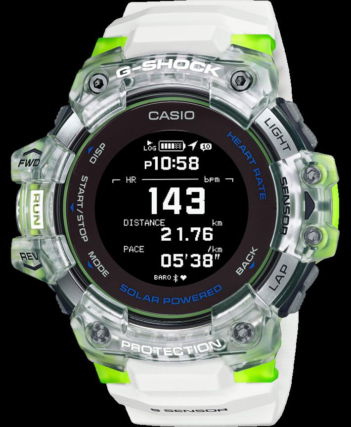 Casio G-Shock G-Squad GBD-H1000-7A9ER - Gioielleria Casavola Noci - smartwatch con cardiofrequenzimetro - idee regalo uomo