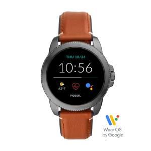 Fossil Gen 5E FTW4055 smartwatch Wear OS Google - Gioielleria Casavola Noci - idee regalo tecnologiche - main