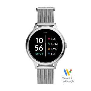 Fossil Gen 5E FTW6071 Smartwatch Android Wear OS Google Donne - Gioielleria Casavola Noci - idee regalo - main