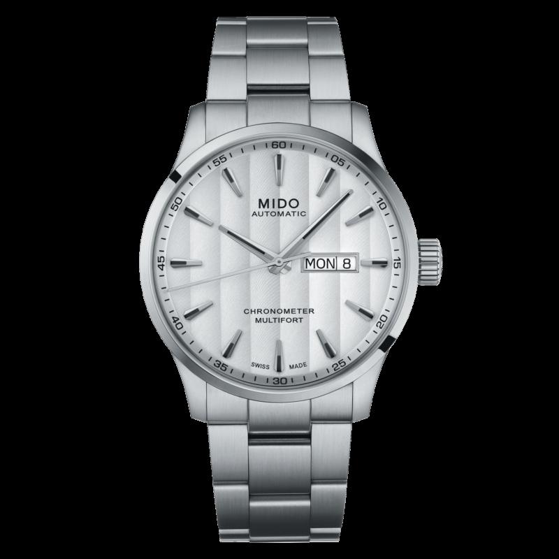 Mido Multifort Chronometer 1 M038.431.11.031.00 - Gioielleria Casavola Noci - orologio automatico COSC - main