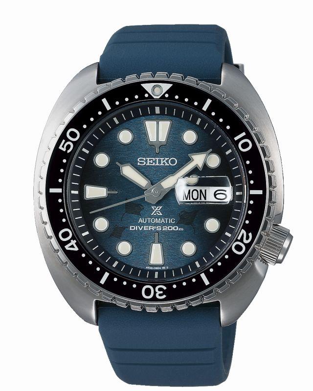 Seiko Prospex Diver SRPF77K1 - Gioielleria Casavola Noci - Orologio Save The Ocean 2021 - main