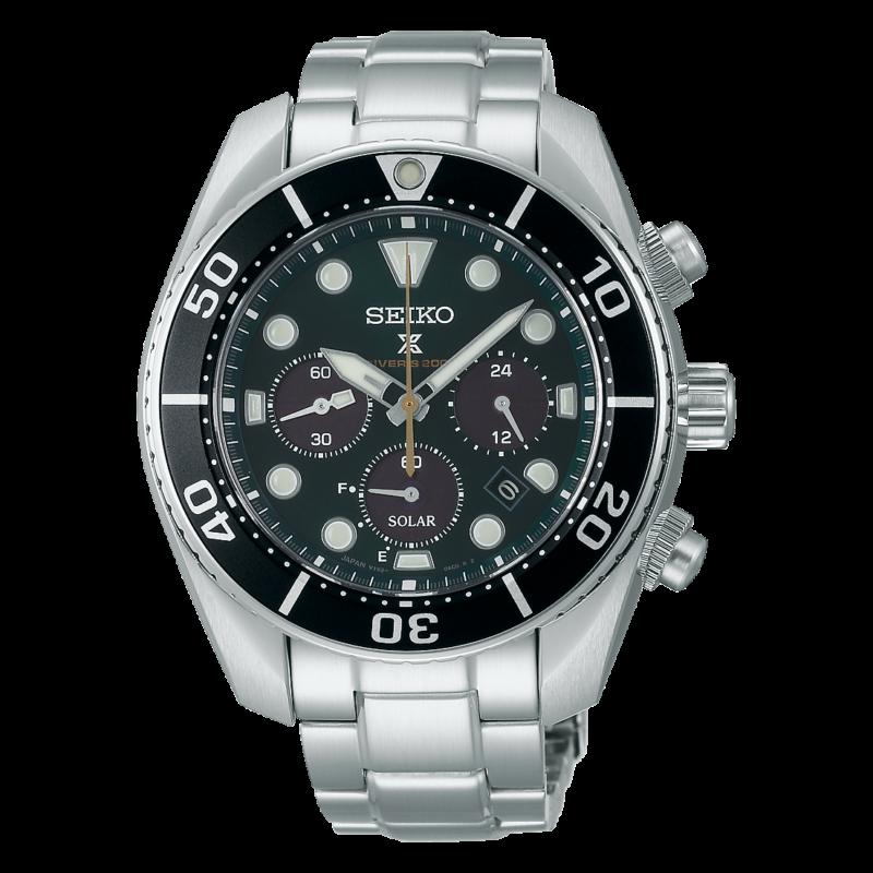 Seiko Prospex Solar SSC807J1 - Gioielleria Casavola Noci - cronografo subacqueo limited edition - main