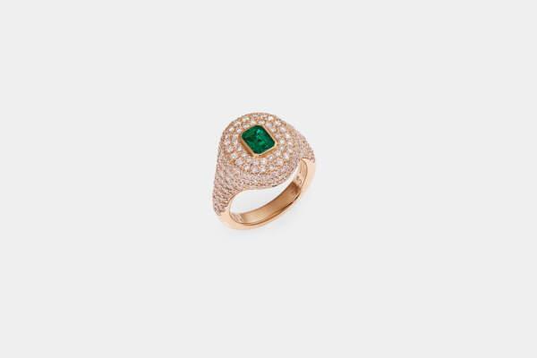 Crivelli anello fantasia rosé - Gioielleria Casavola Noci - idee regalo donne per occasioni importanti