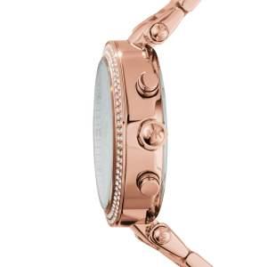 Michael Kors Orologi MK5491 - Gioielleria Casavola Noci - cronografo donna oro rosa - pulsanti