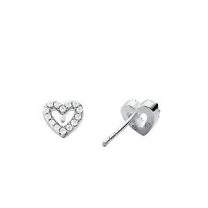 Michael Kors orecchini MKC1352AN040 - Gioielleria Casavola Noci - back - idee regalo donne - gioielli cuore