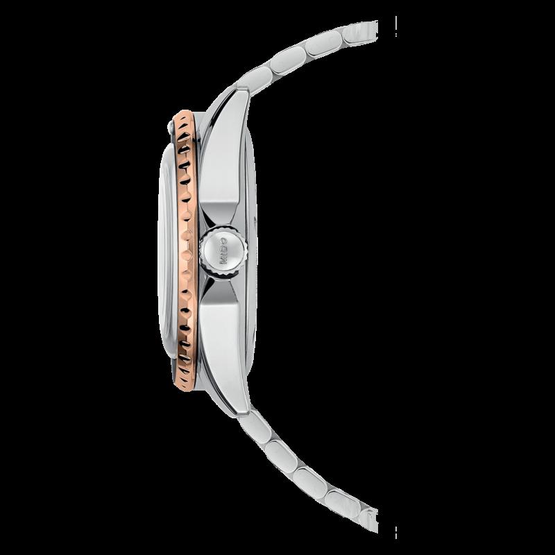 Mido Ocean Star Tribute M026.830.21.051.00 - Gioielleria Casavola Noci - orologio automatico edizione speciale - corona - idee regalo uomo