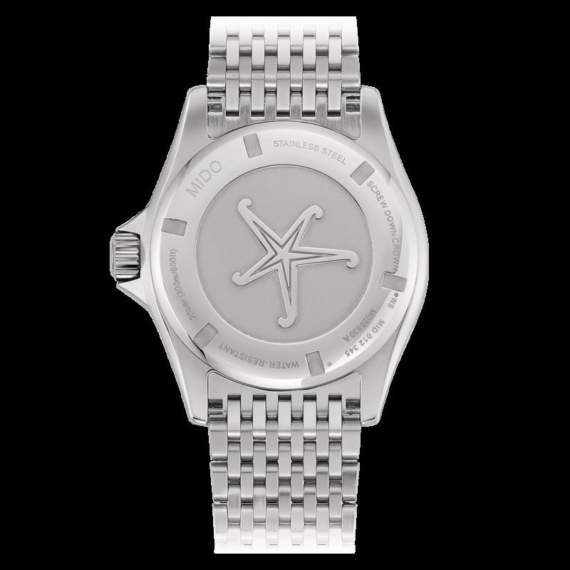 Mido Ocean Star Tribute M026.830.21.051.00 - Gioielleria Casavola Noci - orologio automatico edizione speciale - fondello esclusivo - idee regalo uomo